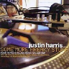 Some More Freaky Stuff: Home Taping Is Killing Music, Volume One, Harris, Justin