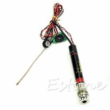 For Acoustic Classical Guitar Ukulele Endpin Jack Preamp Pickup Soft Piezo Kit