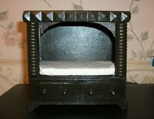 1/12th handmade dolls house cupboard/box bed from Victoria Hope Dolls