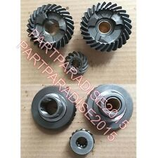 Fit Yamaha outboard Parsun Powertec Hidea 2 stroke 9.9HP 15HP PINION GEAR SET