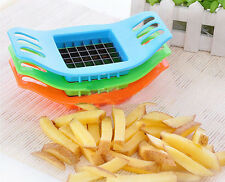 Potato Cutter Cut into Strips French Fries Tools Kitchen Gadgets Color Random