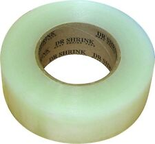 "2"" CLEAR Shrink Wrap Tape, Heat Shrink Tape, Boat Shrink Wrap Tape - 2"" X 180'"