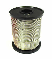 TCW18 500G - TINNED COPPER WIRE 18SWG , 48 METRES fuse wire