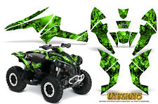 Can-Am Renegade Graphics Kit by CreatorX Decals Stickers INFERNO G