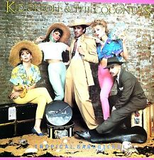 Kid Creole & The Coconuts LP Tropical Gangsters - France (VG+/EX)