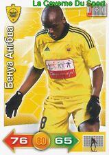 BENOIT ANGWA CAMEROON # FK.ANZHI MAKHACHKALA CARD ADRENALYN PANINI 2012