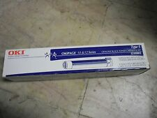 New ! Genuine Oki Okipage 10 12 series and 14e Black Toner type 5  52109001