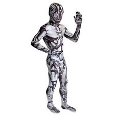 Childs Android Official Monster Morphsuit Fancy Dress Costume Age 6 - 8 Years
