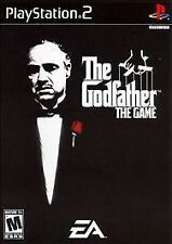 Godfather the Game PS2 New Playstation 2