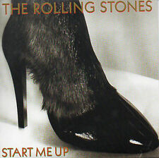 ★☆★ CD Single The ROLLING STONES Start me up 2-track CARD SLEEVE  NEW  ★☆★