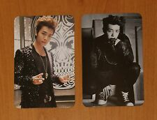 SUPER JUNIOR DONGHAE EUNHYUK D&E Skeleton Japan ELF Limited Photocard Photo Card