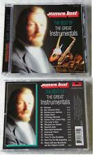 JAMES LAST Best Of The Great Instrumentals. 1998 Polydor Digital Surround CD TOP