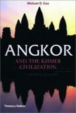 Angkor and the Khmer Civilization (Ancient Peoples and Places)-ExLibrary