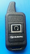 TESTED SUBARU DEALER INSTALLED KEYLESS REMOTE START FOB GOH-PCMINI-2W2