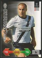 Panini 2009/10 Champions League card #175 JUVENTUS - FABIO CANNAVARO