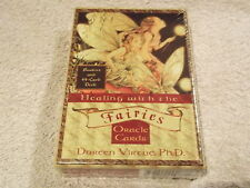 New Sealed HEALING WITH THE FAIRIES ORACLE CARDS Doreen Virtue