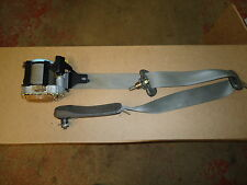 02 03 04 05 06 ACURA RSX type s & base tan Left driver FRONT SEAT BELT srs