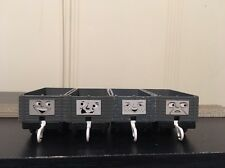 THOMAS Train Tomy Trackmaster Lot Of 4 Different Troublesome Trucks