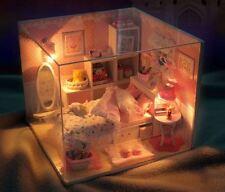 Fai DA TE Handcraft in miniatura casa delle bambole in legno-Luce & COVER casa delle bambole-UK STOCK