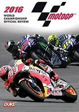MotoGP 2016 Review [DVD] *NEU* Saison Motorrad-Weltmeisterschaft Marc Marquez