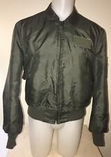 USMC FLYERS SUMMER MILITARY FLIGHT JACKET CWU-36/P TACTICAL PILOT ARAMID L 42/44