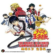The Prince of Tennis Complete Box Set DVD + Free Gift