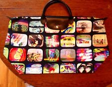 Jeremy Scott Longchamps Bag Pilage REMOTE CONTROL collection new never used!