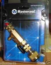 Mastercool 91496 Valve Core Removal tool with Access Port for Vacuum Gauge