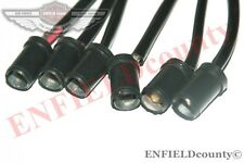 6 PCS COMPLETE METER LIGHT LAMP BULB HOLDER SOCKET+WIRE WILLYS JEEP @ ECspares