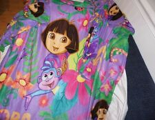 Snuggie For Kids Dora the Exploreer Purple Snuggie
