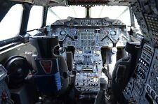 AIRPLANE COCKPIT POSTER STYLE D 24x36 HI RES