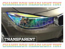 30cm x 100cm Chameleon Neo Colour Flip Transparent Headlight Light Tint Vinyl