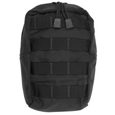 Tac Shield Vertical GP Utility Pouch Black USA Made