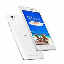 Lava A89(White/black, 8 GB)4G with VoLTE,Lollipop 5.1 upgradeable to  6.0