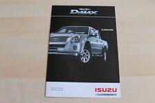 82428) Isuzu D-max Zubehör Prospekt 2007