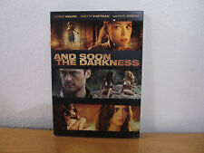And Soon the Darkness DVD - I combine shipping - B Movie - with Slipcover
