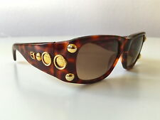 Vintage Emmanuelle Khanh sunglasses EK 1601 BB made in France no versace 424