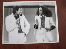 MICHAEL JACKSON  Diana Ross   8x10 photo