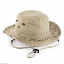 Pebble Wide Brim Hat Sun Holiday Trekking Skin Protect Walking Shade Boonie