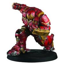 MARVEL MOVIE COLLECTION HULKBUSTER IRON MAN ARMOUR MEGA STATUE EAGLEMOSS