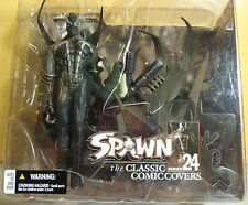 MCFARLANE TOYS SPAWN ACTION FIGURE SERIES 24 HSI 1 CLASSIC COMIC  COVER UNOPENED