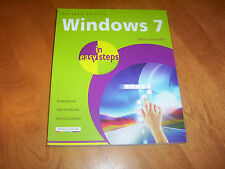 WINDOWS 7 In Easy Steps Computer Microsoft Software Instruction Manual Help Book