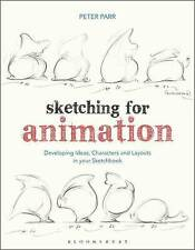 Parr Peter-Sketching For Animation  BOOK NEW