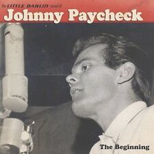 Paycheck, Johnny, Little Darlin Sounds Johnny Paycheck: In Beginning Audio CD
