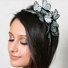 Jewel Fashion Cloth Butterfly Simulation High Quality Headband Hair Accessories