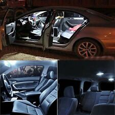 9Pcs White LED Interior Light Package For Mazda 3 Sedan + Hatchback 2014