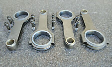 "FIAT 1.3/1.4/1.5/1.6L GT/PUNTO/TIPO/X19 H BEAM RODS 5.060"" 4PCS A SET WITH BOLTS"