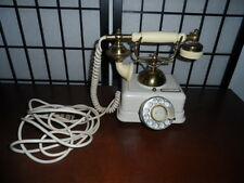 "Vintage ""Design A Phone"" French Style Rotary Telephone"