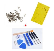 New Full Screws Set + Screw Holes Distribution Board+10 Tools for iPhone 4