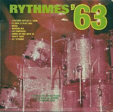 EP 8 TITRES--33 T 1/3--RYTHMES 1963--BRAZIL / J'ENTENDS SIFFLER LE TRAIN...